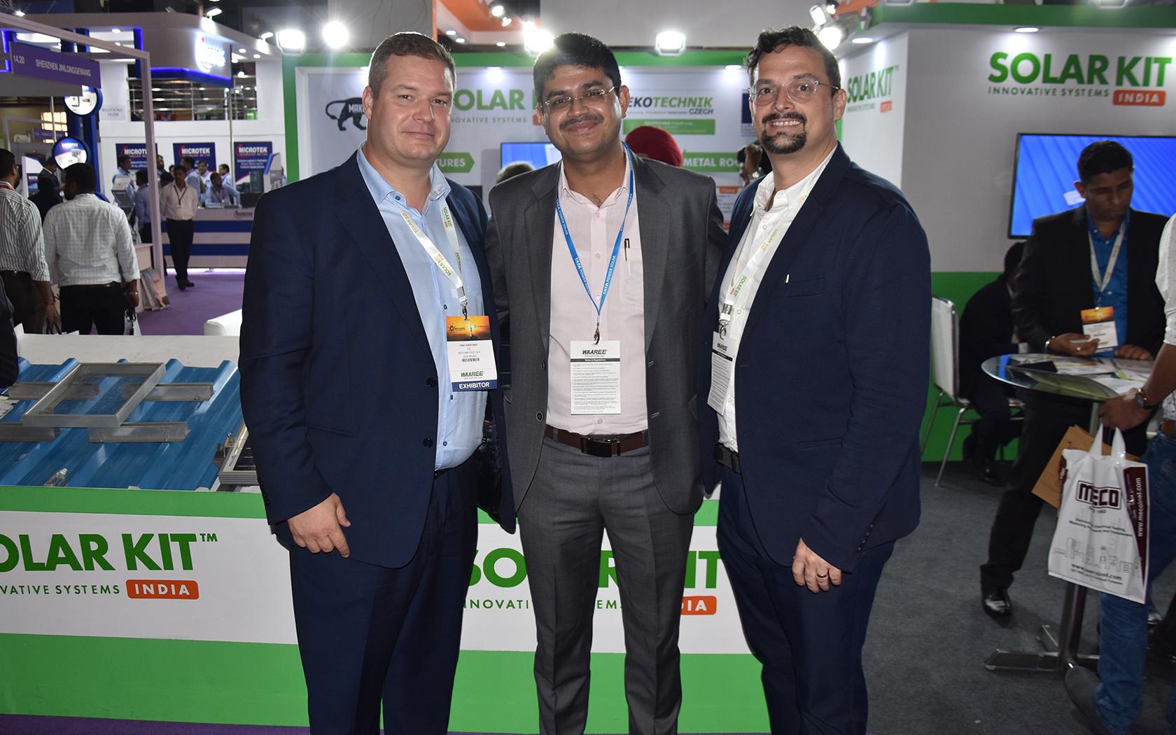 Solar Mounting Kit India 2019 Expo
