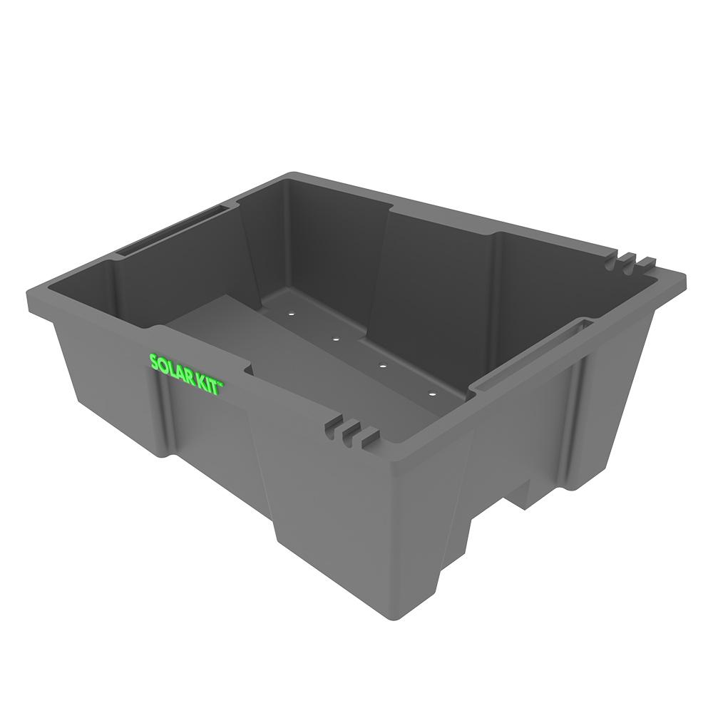 Ballast Container