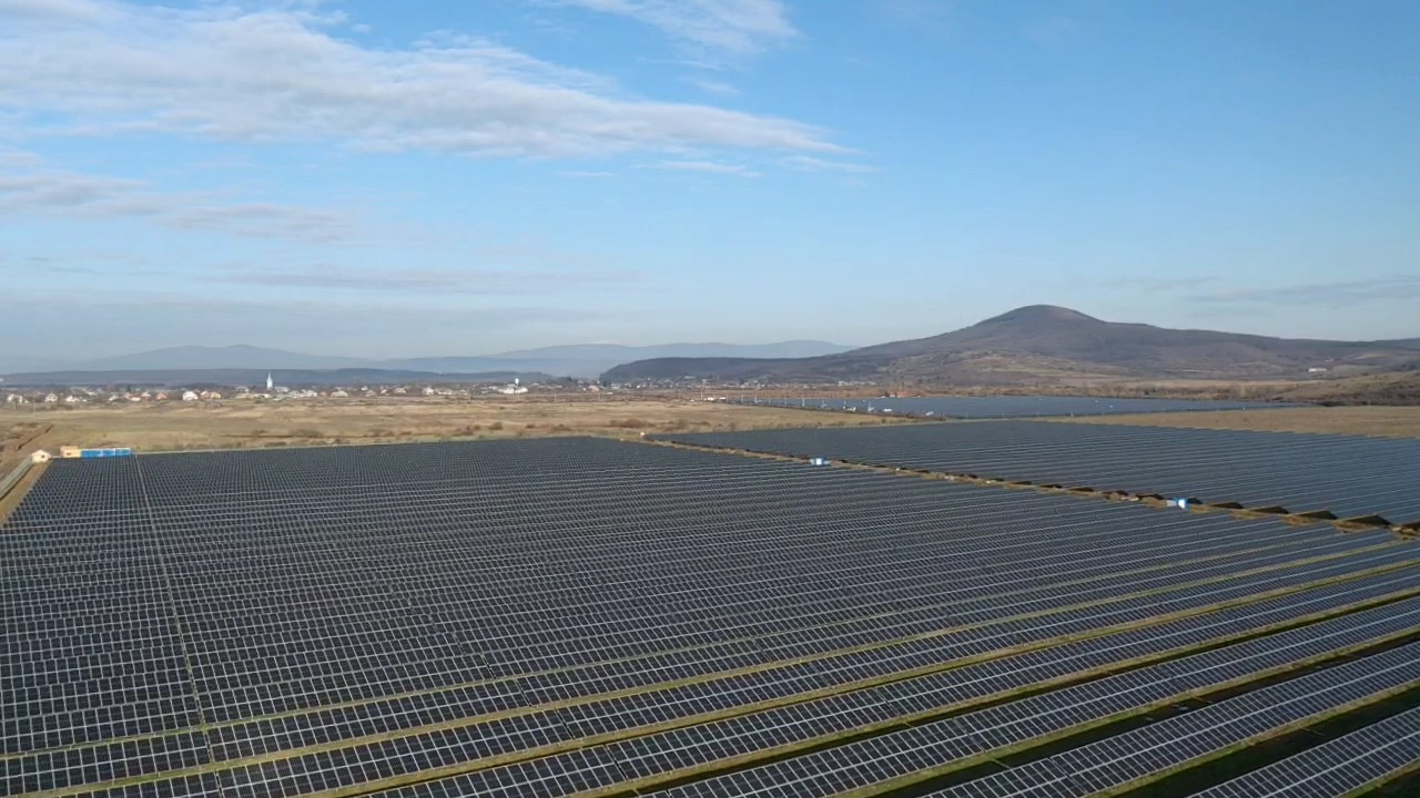 Solar-kit Shalanky power plant - 15.7MWp